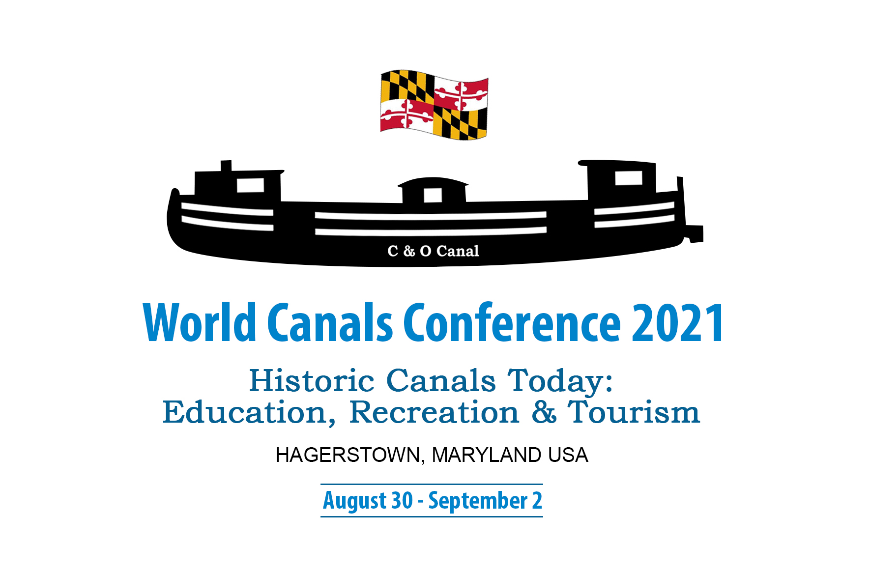 WCC2021 Historic Canals Today