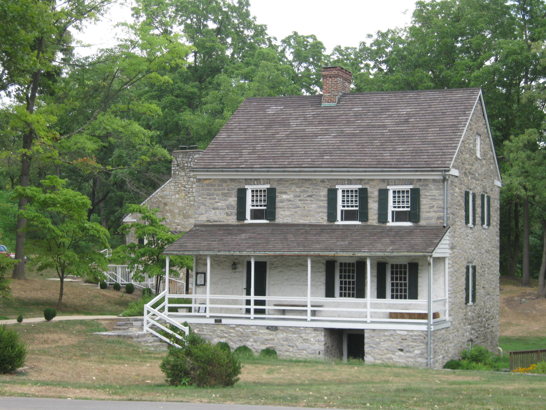 Jonathan Hager House Museum